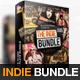 Indie Flyer Templates Bundle Vol.1 - GraphicRiver Item for Sale