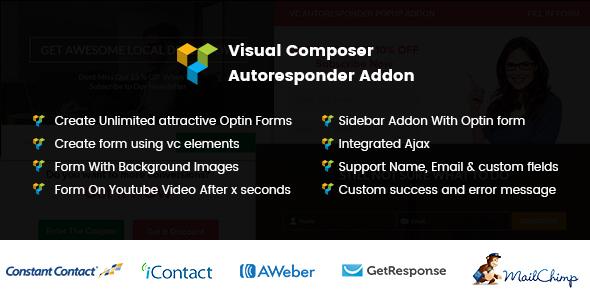 Visual Composer Autoresponder Addon