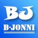 B-Jonni-Personal Portfolio Template - ThemeForest Item for Sale