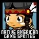 Native American - Game Sprites - GraphicRiver Item for Sale