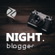 NightStorm: A Responsive & Unique Blogger Theme for Photographers - ThemeForest Item for Sale