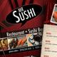 Sushi Restaurant Menu Flyer - GraphicRiver Item for Sale