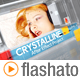 Crystalline - VideoHive Item for Sale