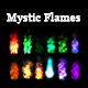 Mystic Flames - GraphicRiver Item for Sale