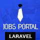 Jobs Portal - Job Board Laravel Script - CodeCanyon Item for Sale