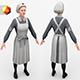 Nurse - 3DOcean Item for Sale