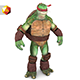 "Raphael "" Ninja Turtles "" - 3DOcean Item for Sale"