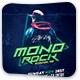 Mono Rock Flyer - GraphicRiver Item for Sale