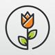 Tulip Logo - GraphicRiver Item for Sale