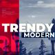 Trendy Modern Opener - VideoHive Item for Sale