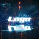 Digital Sci Fi Logo - VideoHive Item for Sale