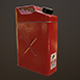 Gas canister - 3DOcean Item for Sale