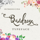 BandRose Typeface - GraphicRiver Item for Sale
