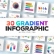Gradient infographic pack - GraphicRiver Item for Sale