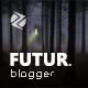 FutureStar: A Minimalistic & Creative Theme for Personal Blogging - ThemeForest Item for Sale