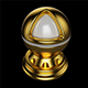Gold Material_VRAY_3DMAX - 3DOcean Item for Sale