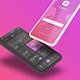 Violett - Mobile Business & Dashboard App UI Kit for - GraphicRiver Item for Sale