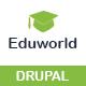 Eduworld-Education, Courses Online Drupal 8.6 Theme - ThemeForest Item for Sale