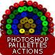 Paillettes Sequins Photoshop Actions - GraphicRiver Item for Sale