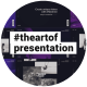 The Art of Presentation // Minimal Portfolio Showcase - VideoHive Item for Sale