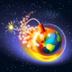 Global Warming Warning Concept - GraphicRiver Item for Sale