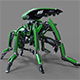 Robot mosquito - 3DOcean Item for Sale