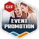 Event Promotion GIF Banners - GraphicRiver Item for Sale
