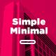 Simple & Minimal - VideoHive Item for Sale