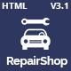 Car Repair Car Wash - ThemeForest Item for Sale