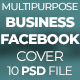Multipurpose Business 10 Facebook Cover - GraphicRiver Item for Sale