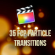 FCPX particle transitions - VideoHive Item for Sale