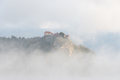 Bled castle in the sky - PhotoDune Item for Sale