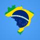 Brazil Map Kit - VideoHive Item for Sale