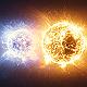 Alien Binary Star System - VideoHive Item for Sale