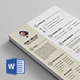 02 Pages Resume Template - GraphicRiver Item for Sale