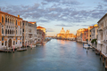 Grand Canal in Venice with Saint Mary of Health basilica in Italy - PhotoDune Item for Sale