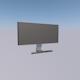 Monitor Samsung (no logo) - 3DOcean Item for Sale