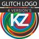 Intro Glitch Logo