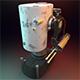 Weapon   Turret   Robot   Cartridges   Machine   Mechanism   War   Military   Game - 3DOcean Item for Sale