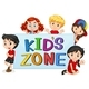 Kid's Zone With International Kids - GraphicRiver Item for Sale