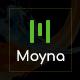 Moyna - Creative Personal Portfolio HTML Template - ThemeForest Item for Sale