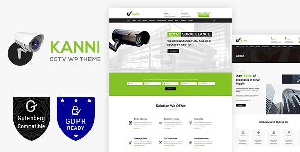 Kanni - Home Automation, CCTV & Security