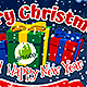 Christmas And New Year - VideoHive Item for Sale