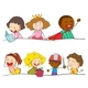 Set of Doodle Kid Characters - GraphicRiver Item for Sale