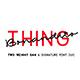 Bonandito Thing - GraphicRiver Item for Sale