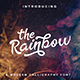 The Rainbow - modern calligraphy font - GraphicRiver Item for Sale