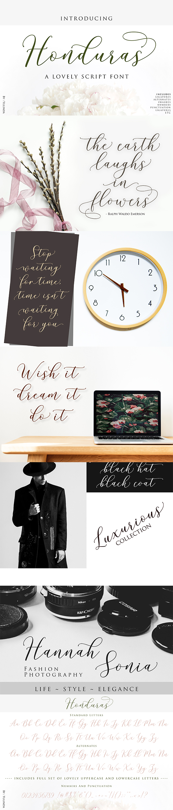 Bold and Vintage Fonts from GraphicRiver (Page 8)