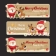 Set of Christmas Banner - GraphicRiver Item for Sale