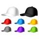 Color Baseball Cap - GraphicRiver Item for Sale