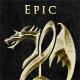 Epic Taiko Logo